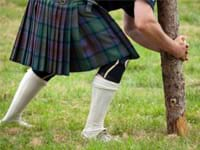 Highland Games teambuilding Oss